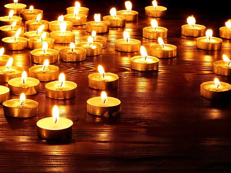 la luce che unisce